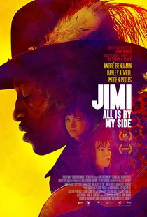 Jimi: Tudo a Meu Favor - Poster / Capa / Cartaz - Oficial 1
