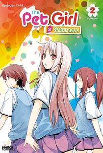 Sakurasou no Pet na Kanojo - Poster / Capa / Cartaz - Oficial 4