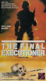 O Executor Final - Poster / Capa / Cartaz - Oficial 2