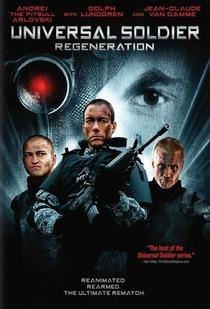 Soldado Universal 3 - Regeneração - Poster / Capa / Cartaz - Oficial 3