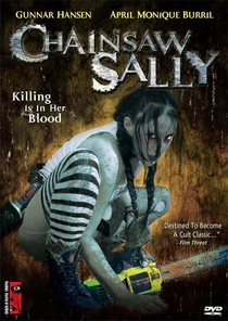 Chainsaw Sally - Poster / Capa / Cartaz - Oficial 1