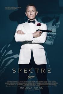 007 Contra Spectre - Poster / Capa / Cartaz - Oficial 4