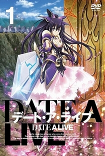 Date A Live (1ª Temporada) - Poster / Capa / Cartaz - Oficial 4
