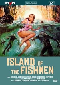 A Ilha dos Homens-Peixe - Poster / Capa / Cartaz - Oficial 4
