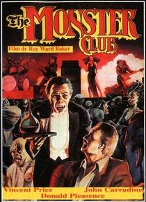O Clube dos Monstros - Poster / Capa / Cartaz - Oficial 1