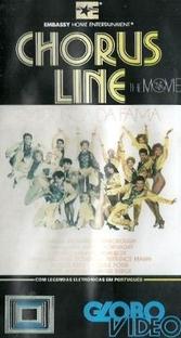 Chorus Line - Em Busca da Fama - Poster / Capa / Cartaz - Oficial 2