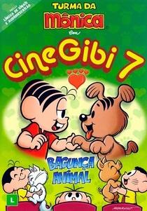 Turma da Mônica em Cine Gibi 7 – Bagunça Animal - Poster / Capa / Cartaz - Oficial 1