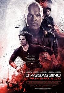 O Assassino: O Primeiro Alvo - Poster / Capa / Cartaz - Oficial 3