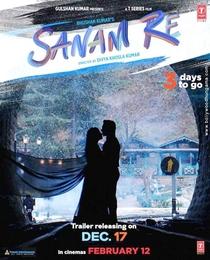 Sanam Re - Poster / Capa / Cartaz - Oficial 2