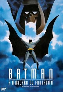 Batman - A Máscara do Fantasma - Poster / Capa / Cartaz - Oficial 1