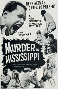 Murder in Mississippi - Poster / Capa / Cartaz - Oficial 1
