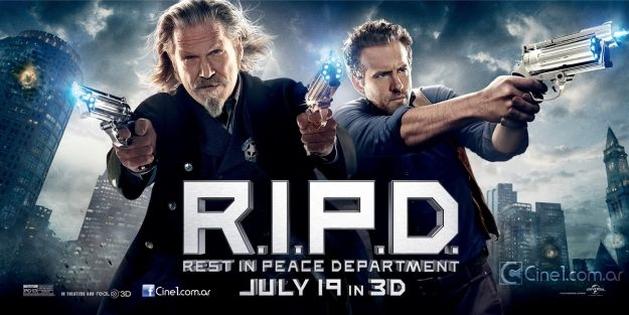 """Astros da aventura sobrenatural """"R.I.P.D."""" falam sobre o filme em novo vídeo com cenas inéditas"""