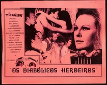 Os Diabólicos Herdeiros - Poster / Capa / Cartaz - Oficial 8