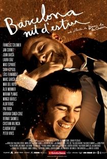 Noite de Verão em Barcelona - Poster / Capa / Cartaz - Oficial 1