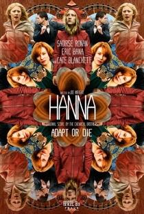 Hanna - Poster / Capa / Cartaz - Oficial 5