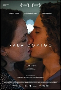 Fala Comigo - Poster / Capa / Cartaz - Oficial 1