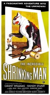 O Incrível Homem Que Encolheu - Poster / Capa / Cartaz - Oficial 5