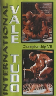 International Vale Tudo - Championship VII - Poster / Capa / Cartaz - Oficial 1