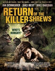 Return Of The Killer Shrews - Poster / Capa / Cartaz - Oficial 1