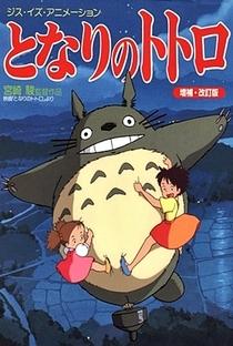 Meu Amigo Totoro - Poster / Capa / Cartaz - Oficial 61
