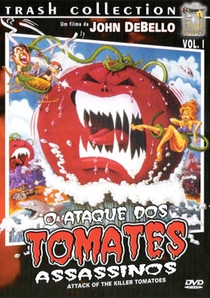 Ataque dos Tomates Assassinos - Poster / Capa / Cartaz - Oficial 3
