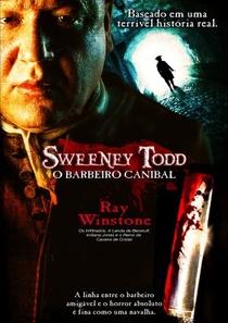 Sweeney Todd: O Barbeiro Canibal - Poster / Capa / Cartaz - Oficial 1