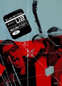 Elevation 2001: U2 Live from Boston - Poster / Capa / Cartaz - Oficial 1