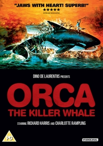 Orca - A Baleia Assassina - Poster / Capa / Cartaz - Oficial 11