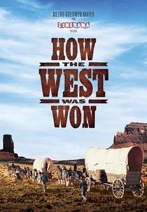A Conquista do Oeste - Poster / Capa / Cartaz - Oficial 5