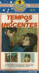 Tempos Inocentes - Poster / Capa / Cartaz - Oficial 1