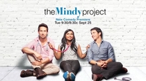 Projeto Mindy (1ª Temporada) - Poster / Capa / Cartaz - Oficial 3