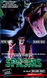 Spasms - Poster / Capa / Cartaz - Oficial 5