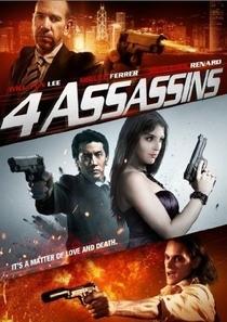 Quatro Assassinos - Poster / Capa / Cartaz - Oficial 3