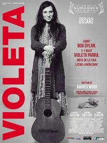 Violeta Foi para o Céu - Poster / Capa / Cartaz - Oficial 2