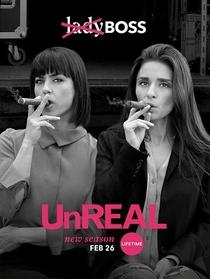 UnREAL (3ª Temporada) - Poster / Capa / Cartaz - Oficial 1