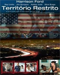 Território Restrito - Poster / Capa / Cartaz - Oficial 4