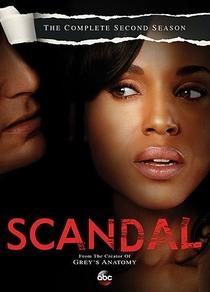 Scandal (2ª Temporada) - Poster / Capa / Cartaz - Oficial 2