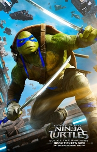 As Tartarugas Ninja: Fora das Sombras - Poster / Capa / Cartaz - Oficial 21