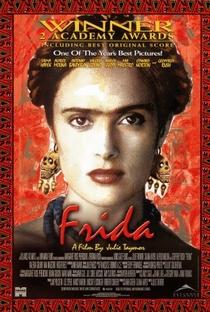 Frida - Poster / Capa / Cartaz - Oficial 3