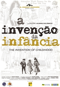 A Invenção da Infância - Poster / Capa / Cartaz - Oficial 1