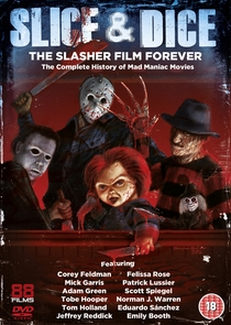 Slice and Dice: The Slasher Film Forever - Poster / Capa / Cartaz - Oficial 1