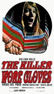 The Killer Wore Gloves - Poster / Capa / Cartaz - Oficial 1