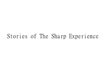 Stories of The Sharp Experience - Poster / Capa / Cartaz - Oficial 1