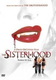 The Sisterhood - Poster / Capa / Cartaz - Oficial 1