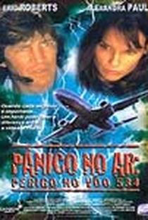 Pânico no Ar - Perigo no Vôo 534 - Poster / Capa / Cartaz - Oficial 2