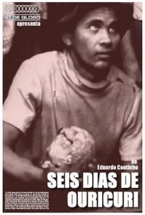Seis Dias de Ouricuri - Poster / Capa / Cartaz - Oficial 1