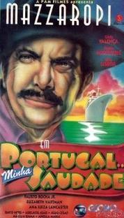 Portugal... Minha Saudade - Poster / Capa / Cartaz - Oficial 2