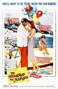 Começou em Nápoles - Poster / Capa / Cartaz - Oficial 4