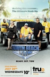 Os Rebocadores de South Beach (1ª Temporada) - Poster / Capa / Cartaz - Oficial 1
