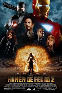 Homem de Ferro 2 - Poster / Capa / Cartaz - Oficial 1
